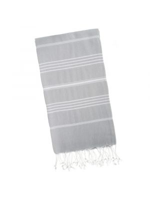 Cloud Grey Original Turkish Towel