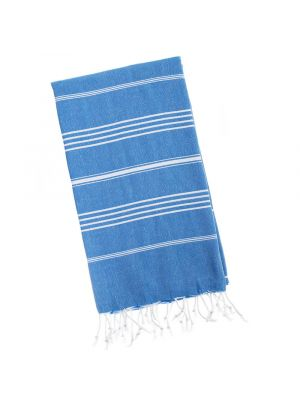 Marine Blue Original Turkish Towel