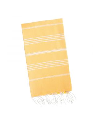 Sun Yellow Original Turkish Towel