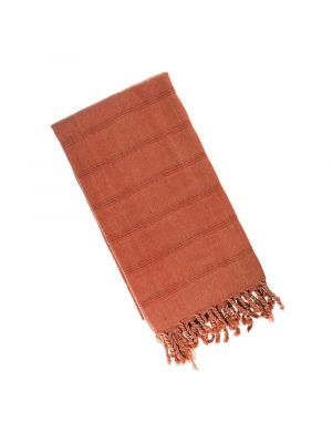 Terracotta Stonewash Turkish Towel
