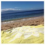 Lemon Pineapple Design Turkish Towel