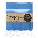Loopys Blue Turkish Towel