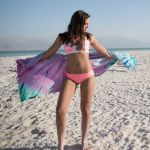 Tie Dye Turkish Towels