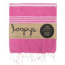 Pink Lemonade Turkish Towel