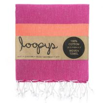 Candy Striped Turkish Towel