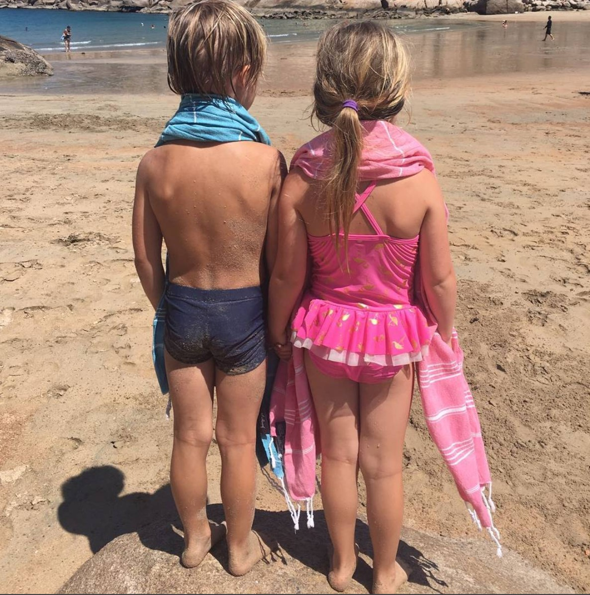 Turkish Towels perfect for Kids