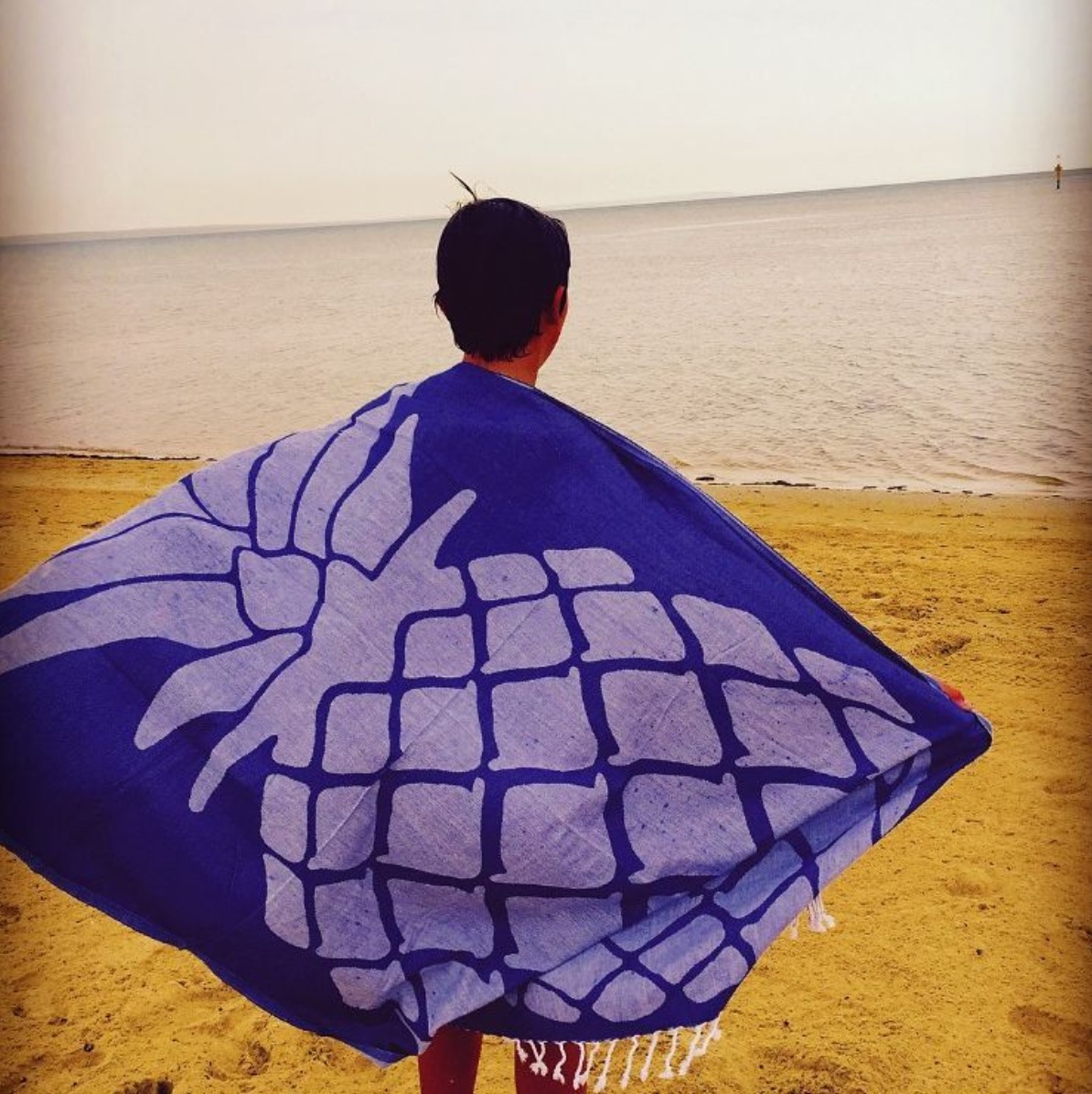 Loopys Pineapple Towels: Cooling your Summers