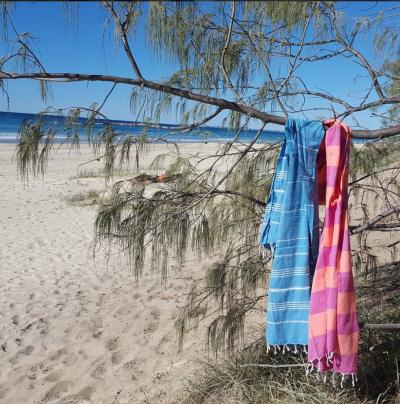 Spice up Your Summer Style with Stylish Turkish Beach Towels