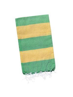 Apple/ Lemon Australia Candy Stripe Turkish Towel