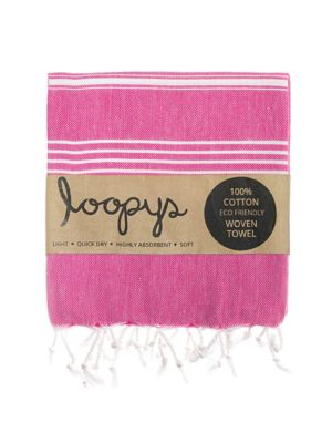Pink Lemonade Original Turkish Towel