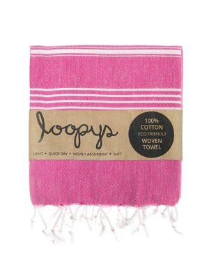 Pink Lemonade Original Turkish Towel