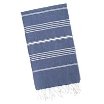 Navy Original Turkish Towel