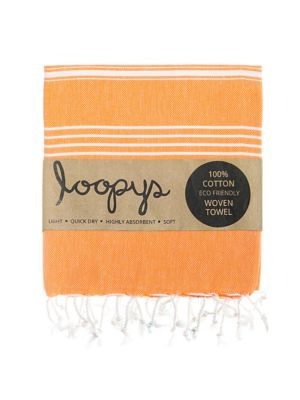 Orange Original Turkish Towel