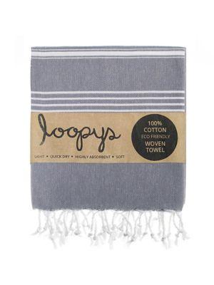 Dolphin Grey Original Turkish Towel